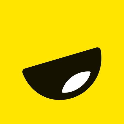 Yubo : Make friends & Go live app icon