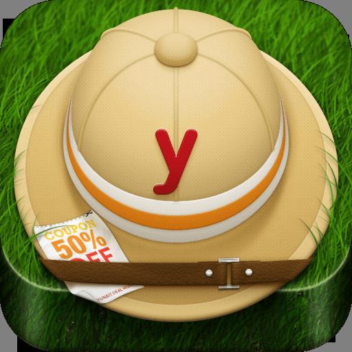 Yunait DealHunter app icon
