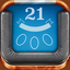 Blackjack 21: Blackjackist app icon