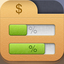 BudgetBook app icon