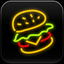 Dine-O-Matic app icon
