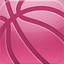 Dribbblr app icon