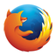 Firefox web browser app icon