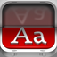 Fontcase Viewer app icon