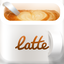 Got Latte? app icon