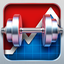 Gym Genius - Workout Tracker:  Log Your Fitness, Exercise & Bodybuilding Routines app icon