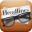 Headlines Reader app icon
