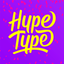 Hype Type app icon