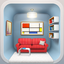 Interior Design for iPad app icon