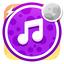 Moon Tunes app icon