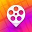 Movie Routes app icon