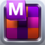 Mozaikr app icon