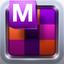 Mozaikr app icon