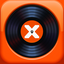 musiXmatch lyrics player app icon