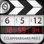 Professional Digital Clapperboard app icon