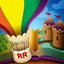 Reading Rainbow app icon