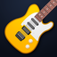 Real Guitar Instrument app icon