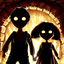 Scary Tale. Hansel and Gretel app icon