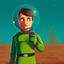 Space Age: A Cosmic Adventure app icon