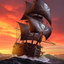 Tempest: Pirate Action RPG app icon