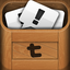 Tweet Library app icon