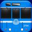 Uppgångar Stockholm app icon
