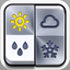 Weather On app icon