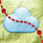 Weather Router app icon