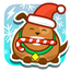 Wee Christmas Puzzles app icon