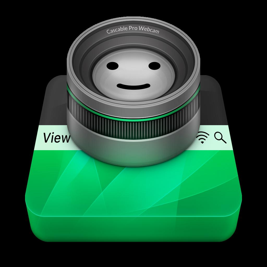 Cascable Pro Webcam app icon