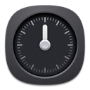 Clock mini app icon