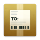 Deliveries: a package tracker app icon