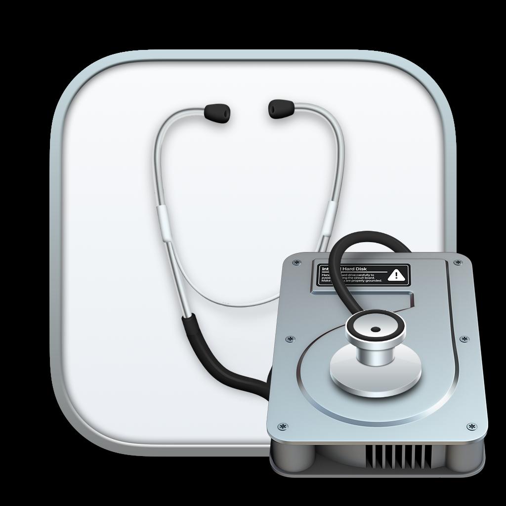 Disk Utility app icon