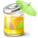 FruitJuice - Battery Health app icon