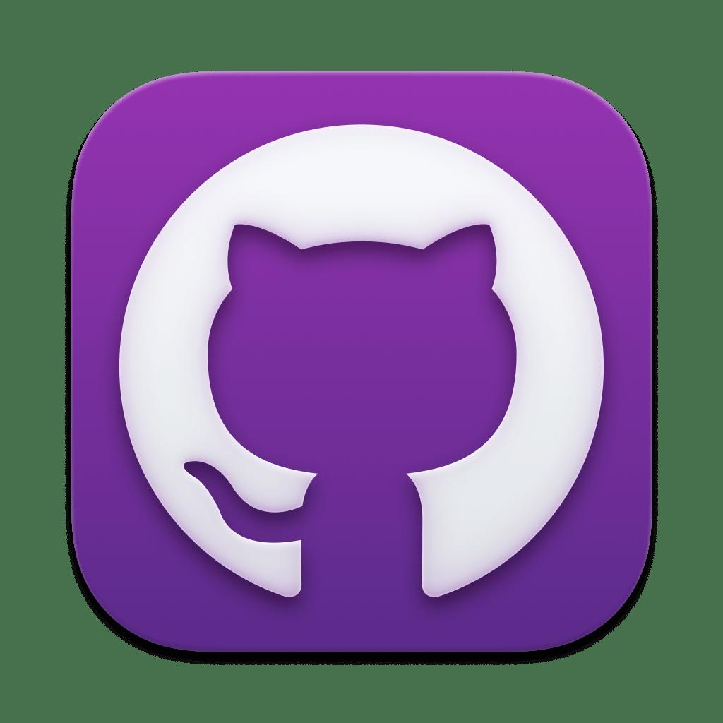 GitHub Desktop app icon