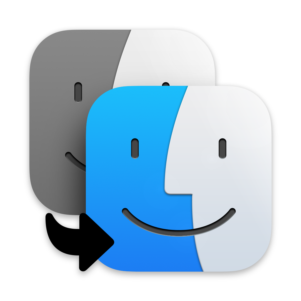 Migration Assistant app icon