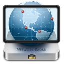 Network Radar app icon