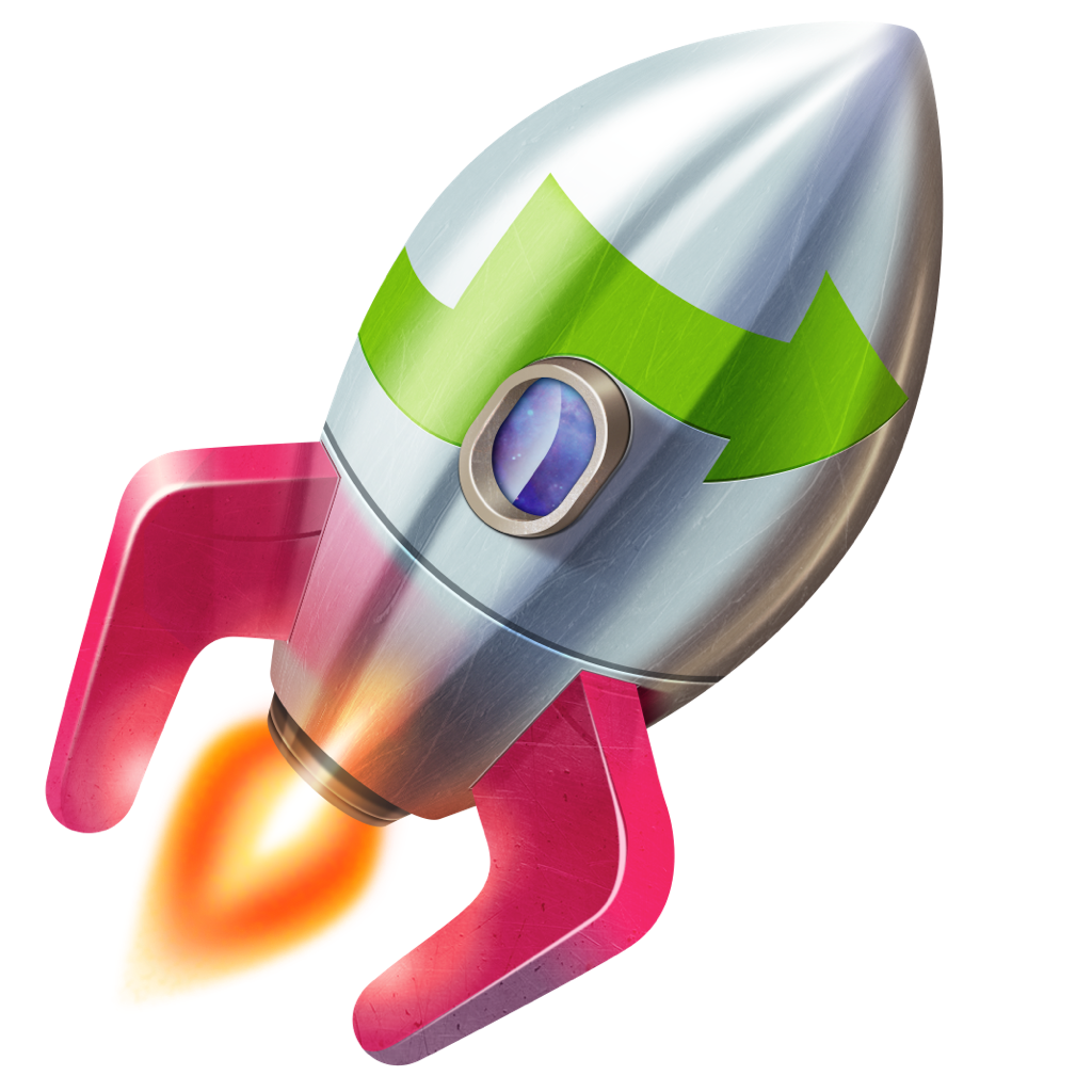 Rocket Typist app icon