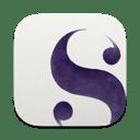 Scrivener 3 app icon