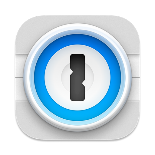1Password 7 - Password Manager app icon