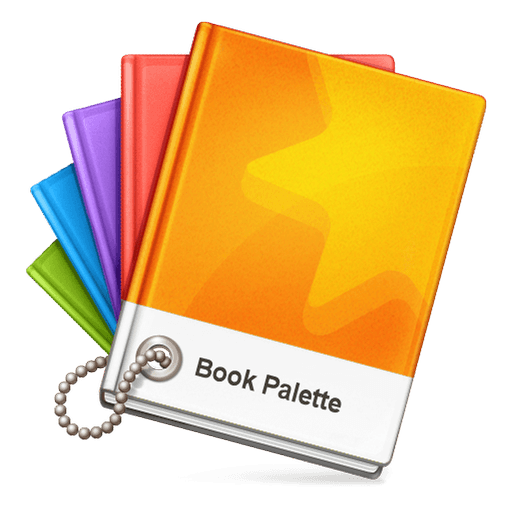 Book Palette app icon