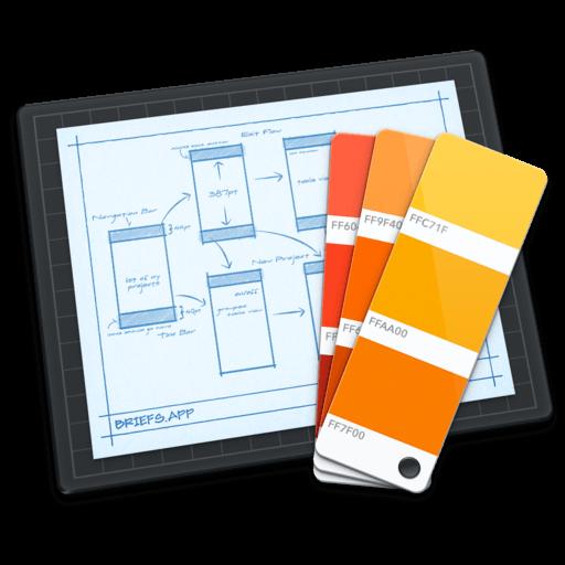 Briefs app icon