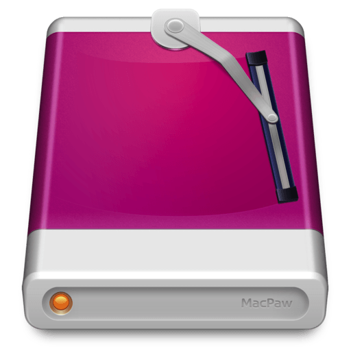 CleanMyDrive: External Drives Manager app icon