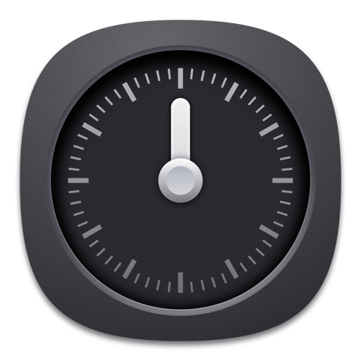 Clock mini app icon