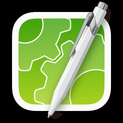 CotEditor app icon