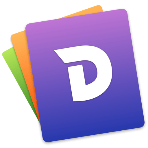 Dash (Docs & Snippets) app icon