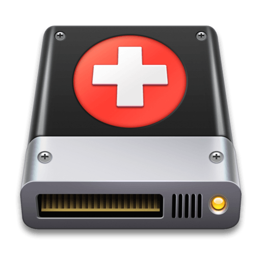 Disk Aid - Drive Cleaning, System Optimization & Protection Tool app icon
