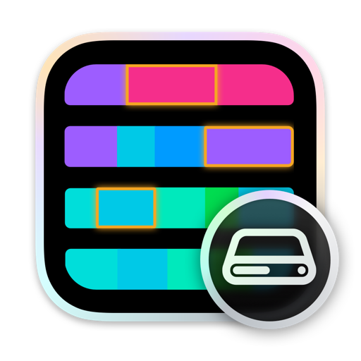 DiskSight app icon
