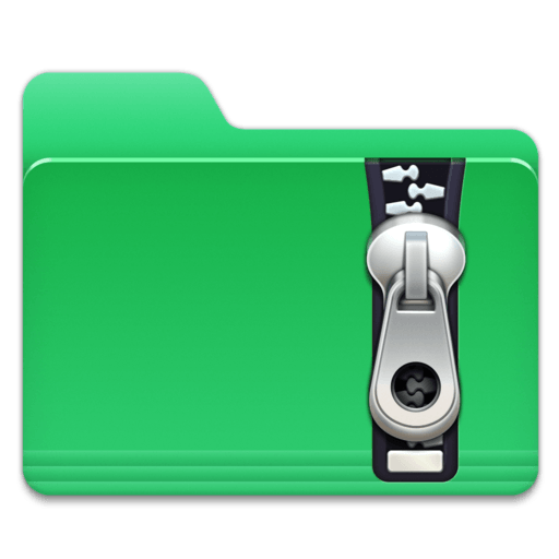 Extractor - Unarchive RAR, Zip, Tar, 7z & Bzip2 files app icon