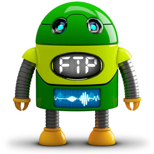 FTP Bot - Fast FTP Client app icon